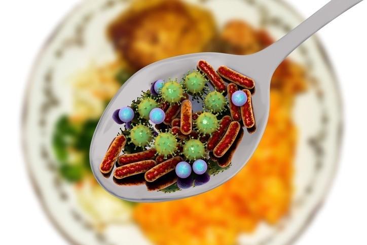 Nấm mốc gây ngộ độc thực phẩm