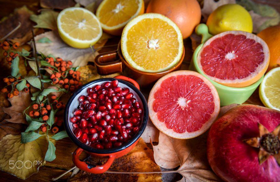 Các loại trái cây tăng cường sức đề kháng