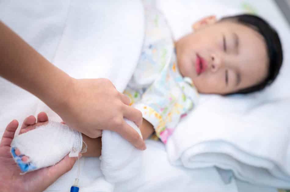 Trẻ không nên lạm dụng kháng sinh