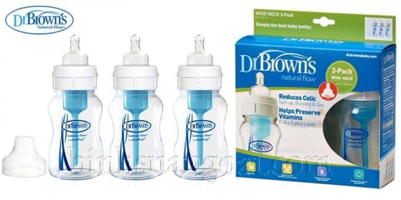 Bình sữa cho bé cũng là một lựa chọn hoàn hảo cho bạn biết đi thăm bà đẻ nên mua gì