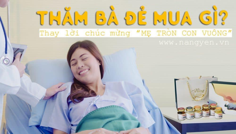Qua tang tham benh Nang Yen