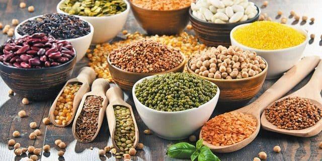 Ngũ cốc là thực phẩm tốt cho người mắc các bệnh về tiêu hóa