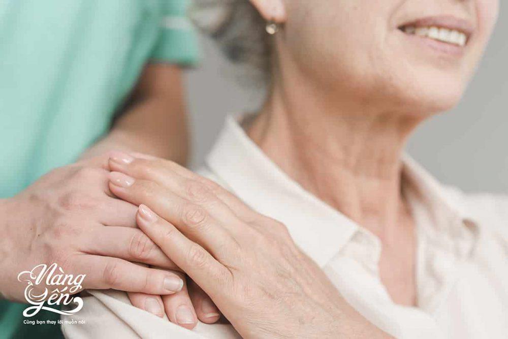 Tốt cho sức khỏe người cao tuổi