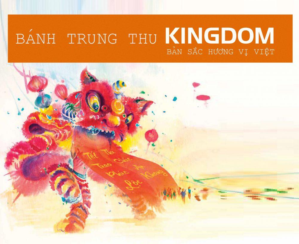 Bánh trung thu Kingdom